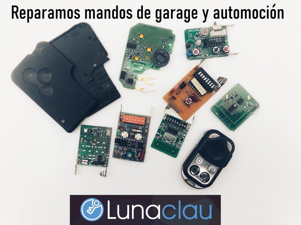 Reparamos el mando de tu coche  Cambio de carcasa de mando de coche, cambio de botoneras y pilas mando de coche