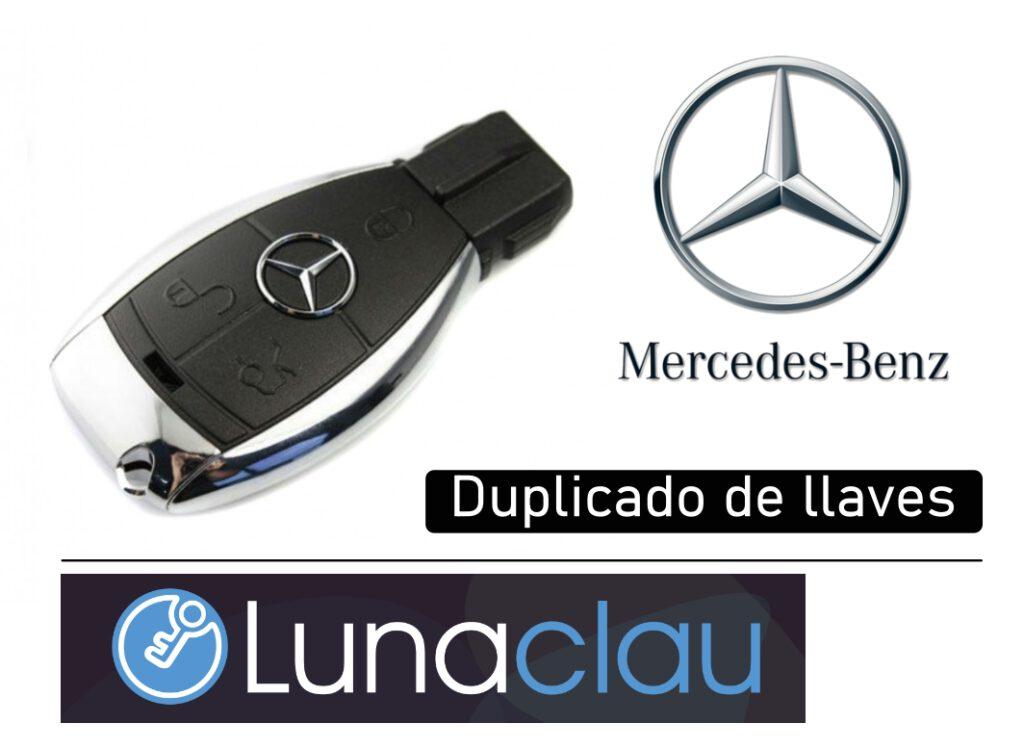 Copia llave Mercedes en Catarroja-Valencia